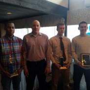 2018 Seymour Boys Basketball Scholarship winners!