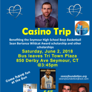 Sean Bertanza Foundation Event.